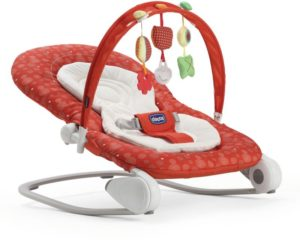 Chicco Ριλάξ Πολυθρονάκι Hoopla-Red Berry (P07-79840-85-01)