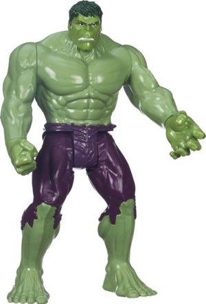 Avengers Movie Titan Hero Hulk Figure (B0443)