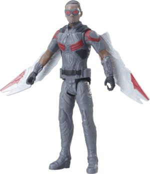 Avengers Movie Titan Hero Power Fx Figure-5 Σχέδια (E2170)