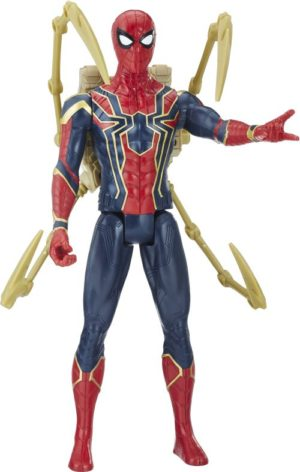 Avengers Titan Hero Power Fx-Spiderman 30cm (E0608)