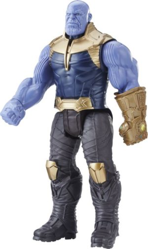 Avengers Titan Hero Series-Thanos 30cm (E0572)