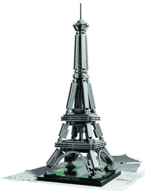 LEGO Architecture The Eiffel Tower (21019)