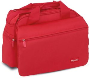 Inglesina Τσάντα Αλλαξιέρα My Baby Bag Red (AX90D0RED)