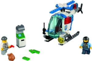LEGO Juniors Police Helicopter Chase (10720)