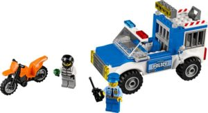 LEGO Juniors Police Truck Chase (10735)