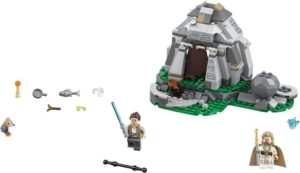 LEGO Star Wars Ahch-To Island Training (75200)