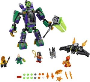 LEGO Super Heroes Lex Luthor Mech Takedown (76097)