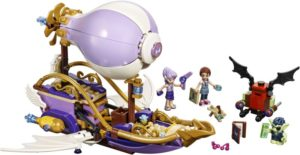 LEGO Elves Aira's Airship & the Amulet Chase (41184)