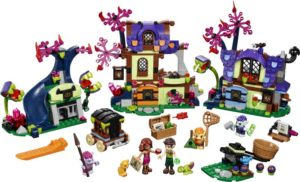 LEGO Elves Magic Rescue from the Goblin Village (41185)