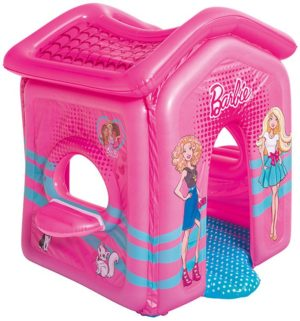 Bestway Barbie Φουσκωτό Malibou Playhouse (93208)