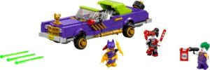 LEGO Batman Movie The Joker Notorious Lowrider (70906)