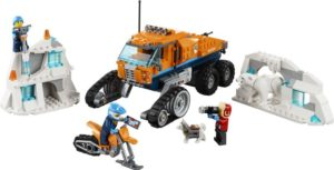 LEGO City Arctic Scout Truck (60194)