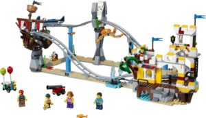 LEGO Creator Pirate Roller Coaster (31084)