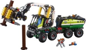 LEGO Technic Forest Machine (42080)
