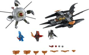 LEGO Super Heroes Batman-Brother Eye Takedown (76111)