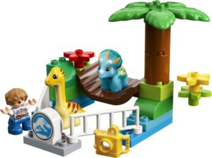 LEGO Duplo Gentle Giants Petting Zoo (10879)