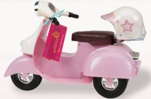 Our Generation Scooter Ride In Style Pink (BD37131Z)