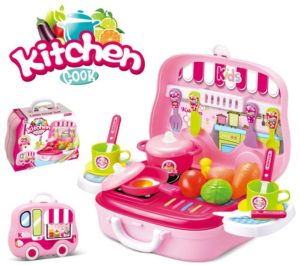 BW Kids Βαλιτσάκι Little Chef Playset (008-915A)