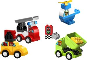 LEGO Duplo My First Car Creations (10886)