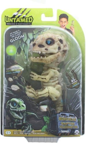 WowWee Fingerlings Untamed Skeleton-2 Σχέδια (3980)