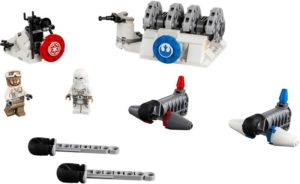 LEGO Star Wars Action Battle Hoth Generator Attack (75239)
