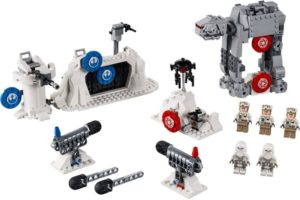 LEGO Star Wars Action Battle Echo Base Defense (75241)