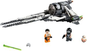 LEGO Star Wars Black Ace Tie Interceptor (75242)