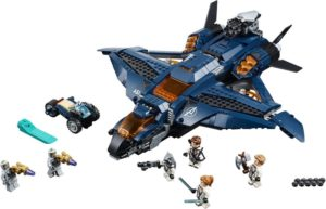 LEGO Super Heroes Avengers Ultimate Quinjet (76126)