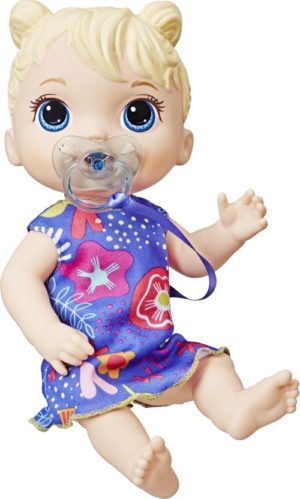 Baby Alive Sweet Sounds Blonde (E3690)