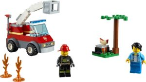 LEGO City Barbecue Burn Out (60212)
