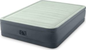 Intex Στρώμα Queen Premaire I Elevated Airbed & Ενσωματωμένη Τρόμπα (64906)