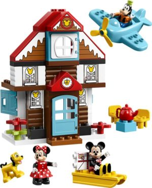 LEGO Duplo Mickey's Vacation House (10889)