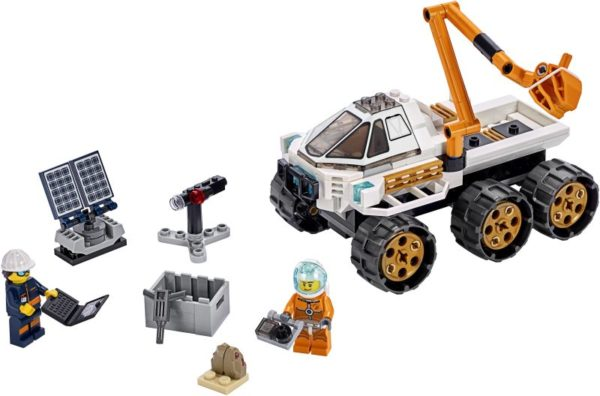 LEGO City Space Rover Testing Drive (60225)