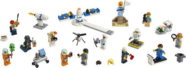 LEGO City Space People Pack-Space Research & Development (60230)
