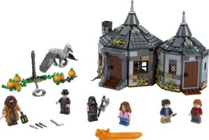 LEGO Harry Potter Hagrid's Hut: Buckbeak's Rescue (75947)
