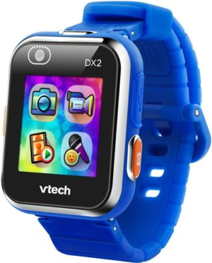 VTech Kidizoom Smart Watch Dx2-Blue (80-193803)