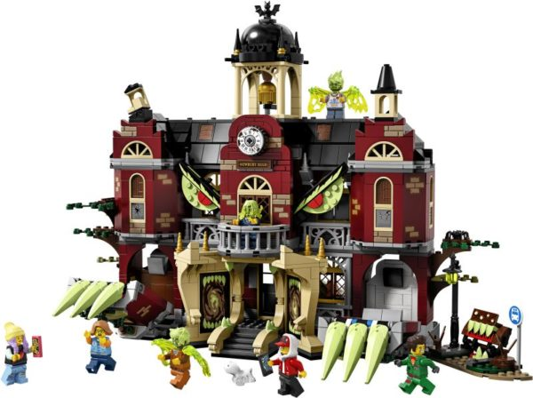 LEGO Hidden Side Newbury Haunted High School (70425)