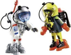 Playmobil Duo Pack Αστροναύτες (9448)