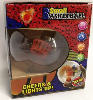 BW Mini Basketball B/O (8868)