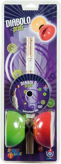 Androni Giocattoli Diablo+DVD (7061-0000)