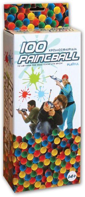 Paintball Ανταλλακτικά 100Τμχ. (2048)