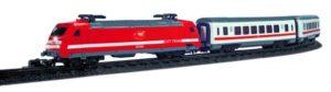 Dickie Σετ Σιδηρόδρομου City Train (203563900)