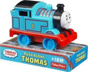 Fisher Price Thomas Προσχολικά Τρενάκια-4 Σχέδια (W2190)