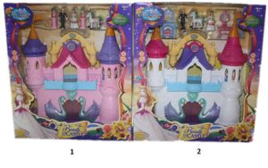 BW Παλάτι Beauty-2 Σχέδια (SG2955)