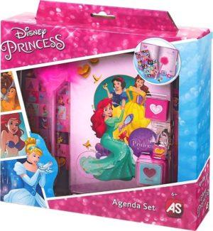 Princess Ατζέντα Σετ (1027-06145)