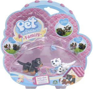 Pet Parade Family Σετ 2 Μωράκια-6 Σχέδια (PTF08110)