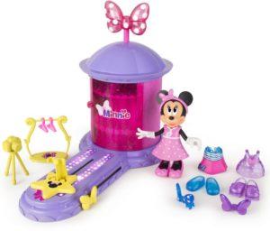 M.C.H Shopping Μαγικό Περιστρεφόμενο Δοκιμαστήριο Minnie (1003-82622)