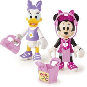 M.C.H Shopping 2 Φιγούρες Minnie & Daisy (1003-82547)