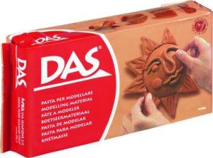 Πηλός Terracotta Das 500gr (387100)