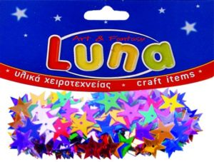 Luna Χάντρες Σχήμα Αστεριού (601616)